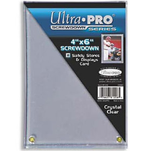 "Screwdown - 4""x6"""