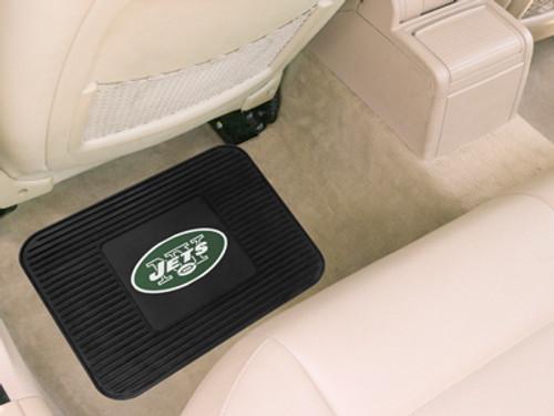 New York Jets Car Mat Heavy Duty Vinyl Rear Seat
