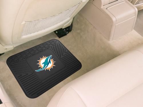 Miami Dolphins Car Mat Heavy Duty Vinyl Rear Seat