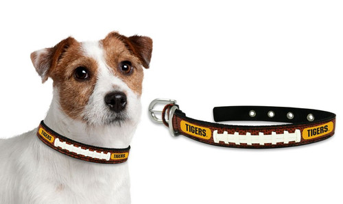 Missouri Tigers Dog Collar - Small