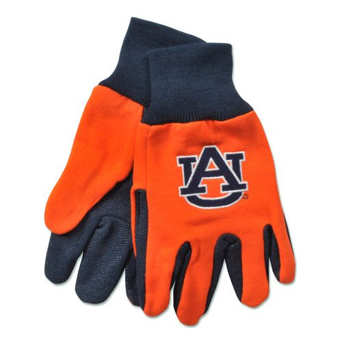 Auburn Tigers Two Tone Gloves - Adult