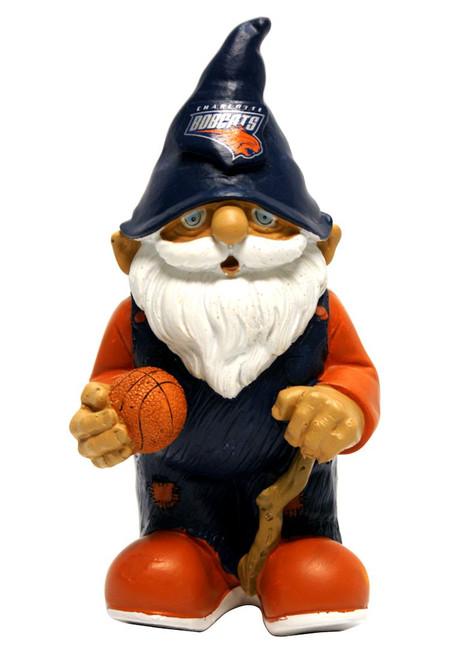 Charlotte Bobcats Garden Gnome - 8 Mini CO
