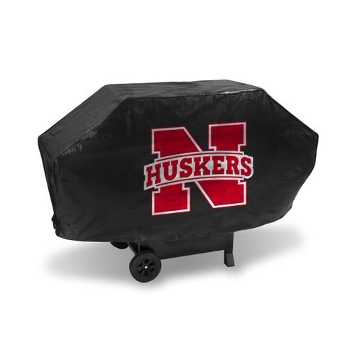 Nebraska Cornhuskers Grill Cover Deluxe