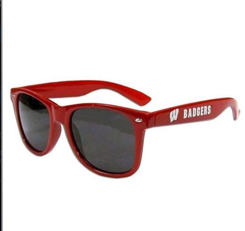 Wisconsin Badgers Sunglasses - Beachfarer - Special Order