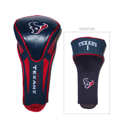 Houston Texans Golf Headcover - Single Apex Jumbo - Special Order