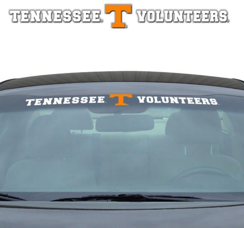 Tennessee Volunteers Decal 35x4 Windshield