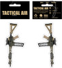 #MERICA BLACK AND TAN AR15 AIR FRESHNER