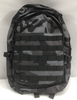 1 NEW CAMO MOLLE BACKPACK WITH BUILT IN USB & HEADSET JACKS / LAPTOP POUCH