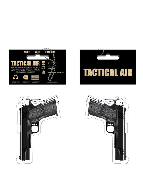 ICONIC 1911 .45 PISTOL AIR FRESHENER