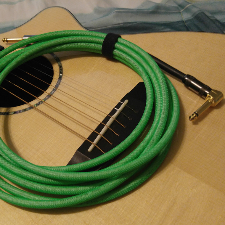 """Gregory Bruce Campbell Signature 1/4"""" TS Cable"""