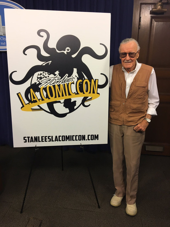 Legendary comic book writer and editor Stan Lee has passed away at age 95.