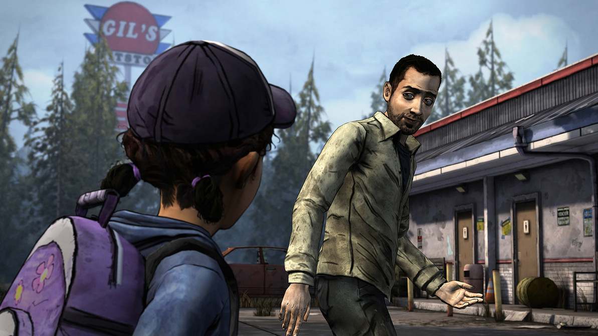 Telltale's The Walking Dead Seasons 2 and 3 now on Nintendo Switch!
