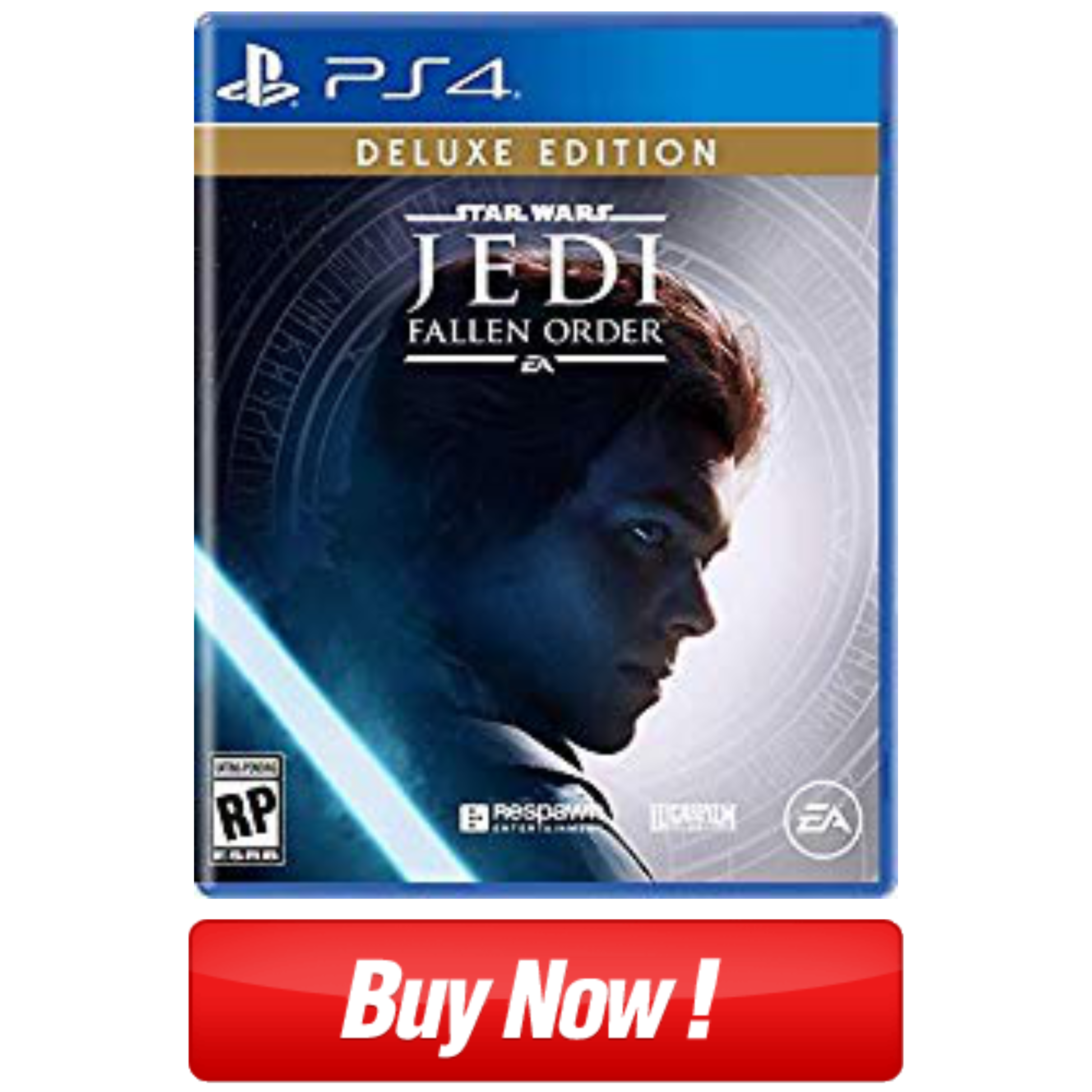 Buy Star Wars Jedi Fallen Order Deluxe Edition by Electronic Arts for PlayStation 4 at Video Game Depot Find release dates, customer reviews, previews, and more