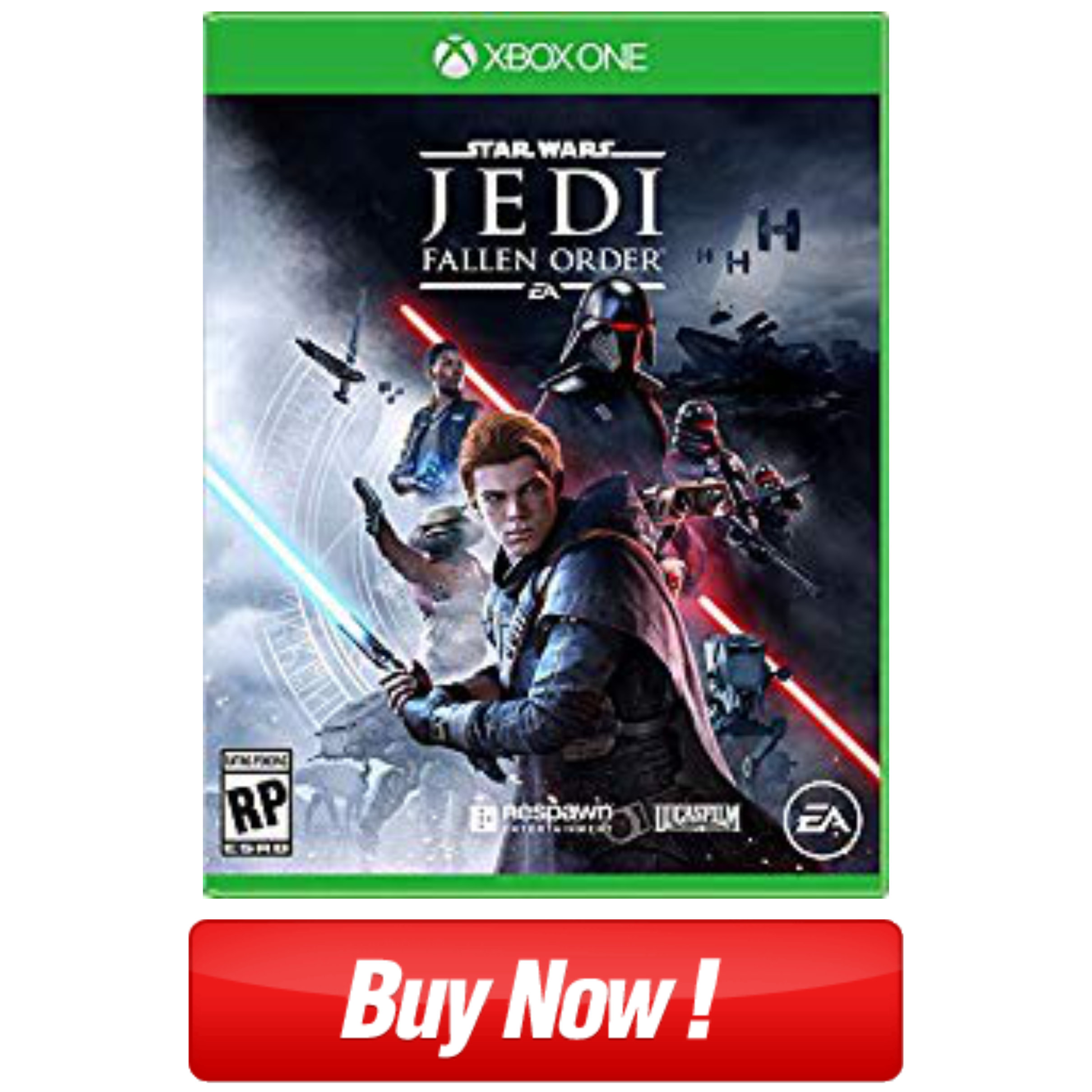 Star Wars Jedi Fallen Order Standard Edition by Electronic Arts for Xbox One at Video Game Depot Find release dates, customer reviews, previews, and more