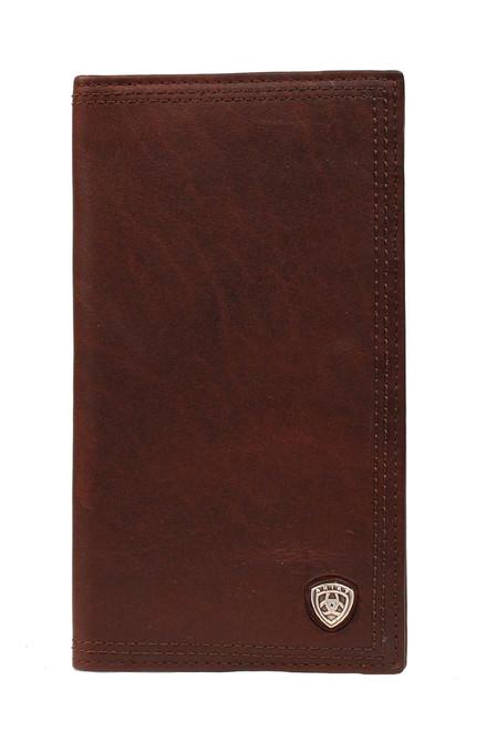 Men's Dark Copper Rodeo Wallet