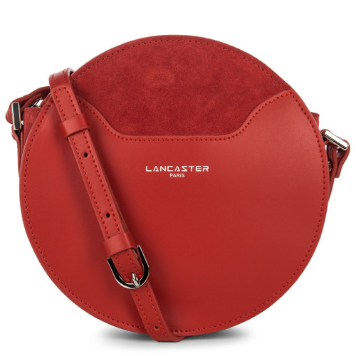 Vendome Lune Red Circle Crossbody