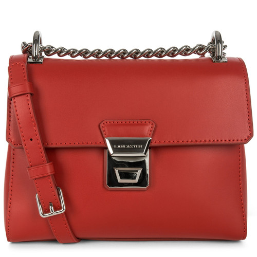 Tina Red Crossbody Shoulder Bag