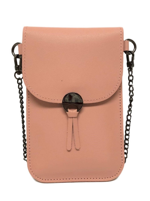 Colorado Cherub Blush Touch Screen Crossbody Purse