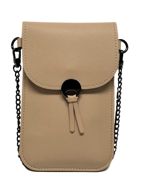 Colorado Butter Kiss Touch Screen Crossbody Purse