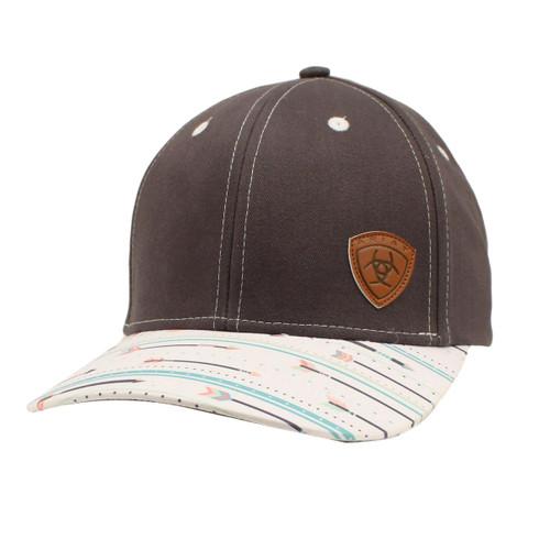 Women's Grey Low Profile Ball Cap