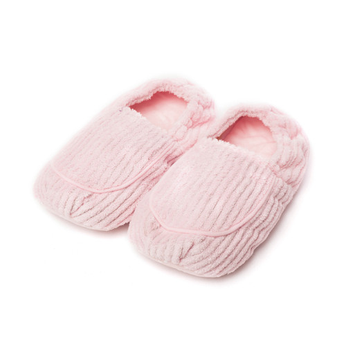 Women's Pink Spa Therapy Slippers