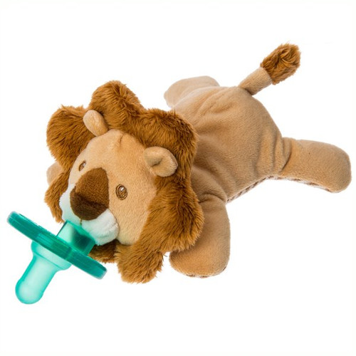 Afrique Lion WubbaNub Soothing Pacifier