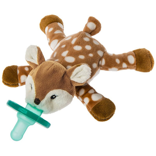 Amber Fawn WubbaNub Soothing Pacifier