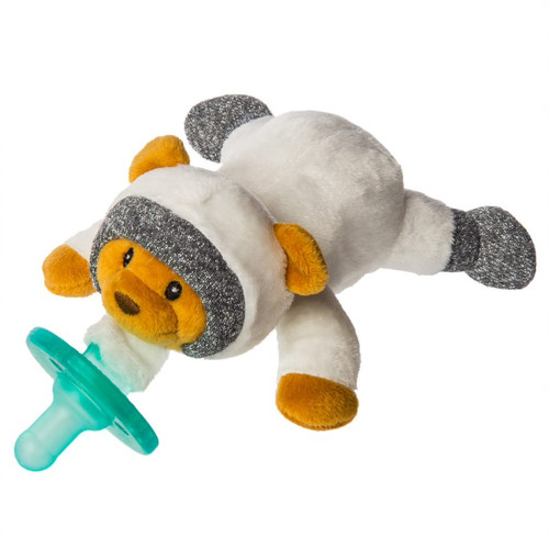 Cosmo Bear WubbaNub Soothing Pacifier