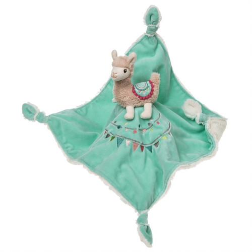 Lily Llama Soft Character Blanket
