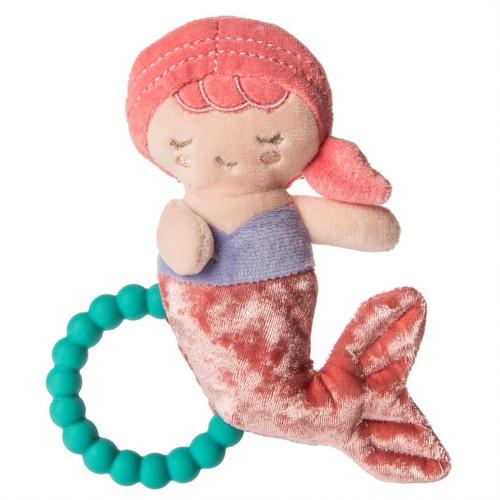 Marina Mermaid Infant Teether Rattle