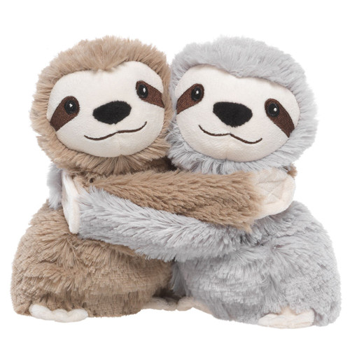 "9"" Cozy Plush Hugs Sloth"