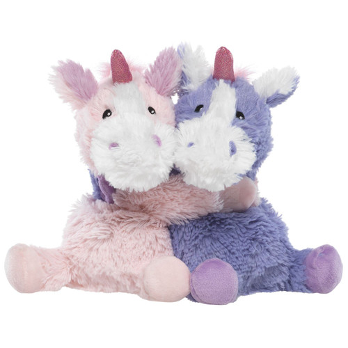 "9"" Cozy Plush Hugs Unicorn"