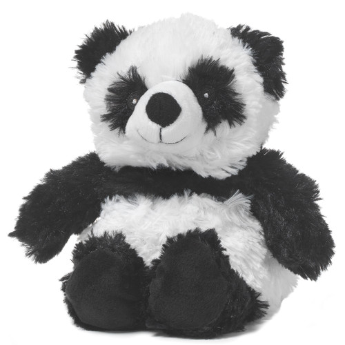 "9"" Cozy Plush Junior Panda"