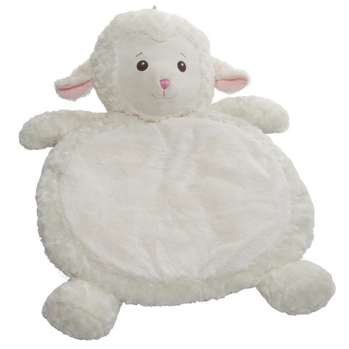 Plush Lamb Baby Mat