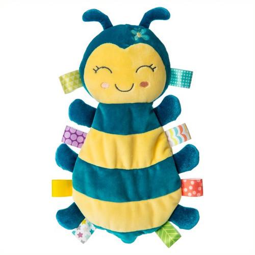 Taggies Fuzzy Buzzy Bee Lovey Soft Toy