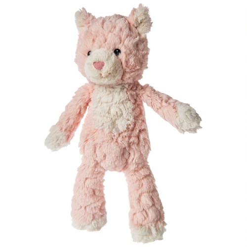Putty Nursery Pink Blush Kitty Soft Plush Toy