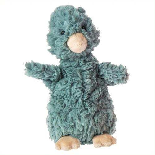Putty Nursery Mucky Ducks  - Slate Soft Plush Toy