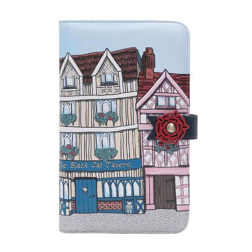 Vendula Heritage Tudor Travel Wallet