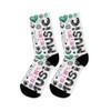 """Music Music"" Polyester/Nylon Stretch Socks"