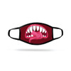 Monster Teeth and Tongue Face Mask