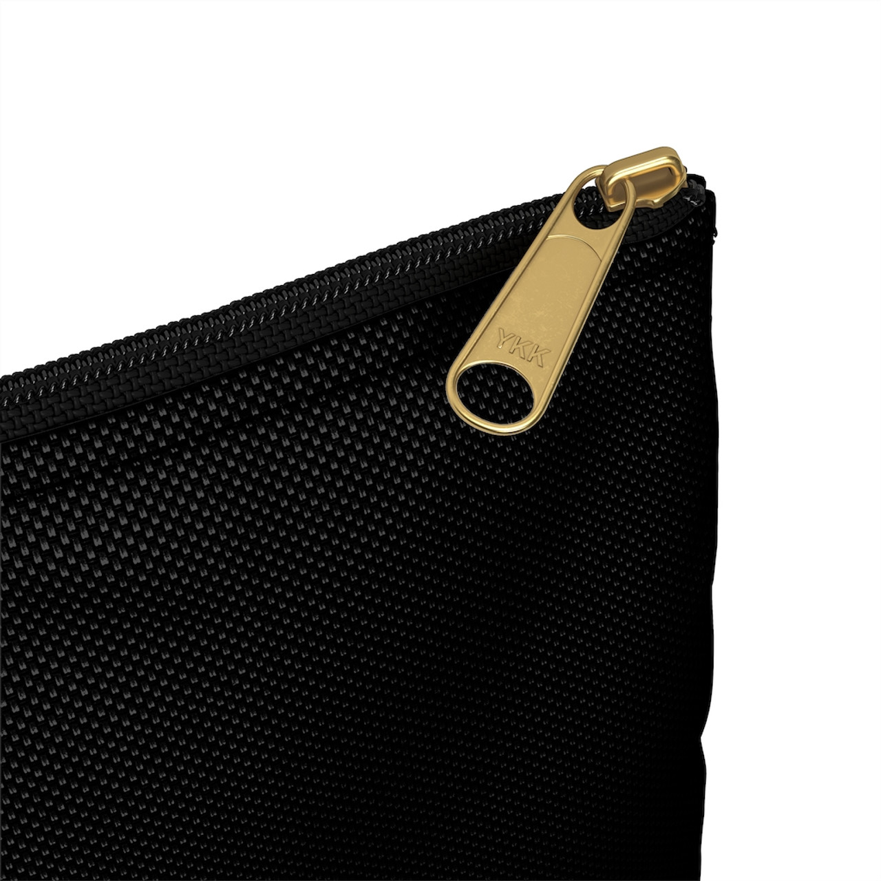 Zippered Accessory/Cosmetic Pouch