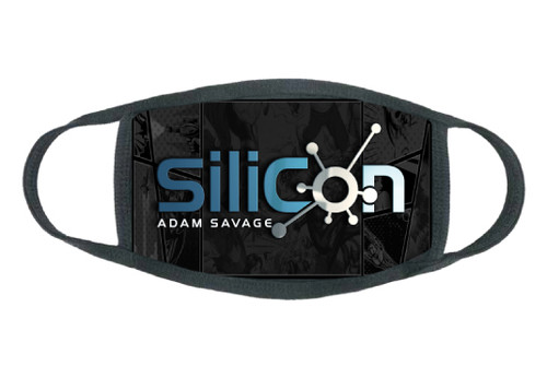 """Silicon with Adam Savage"" Face Mask"