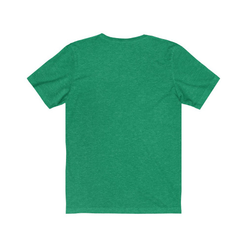 "Unisex ""Live Green Love Green"" Jersey Cotton Tee"
