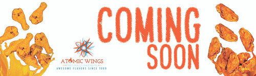Coming Soon Store Banner