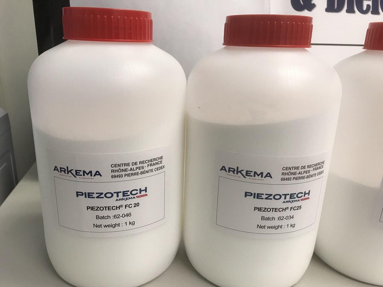 Piezotech P(VDF-TrFE) 70/30 mol Copolymer Resin 50 gram