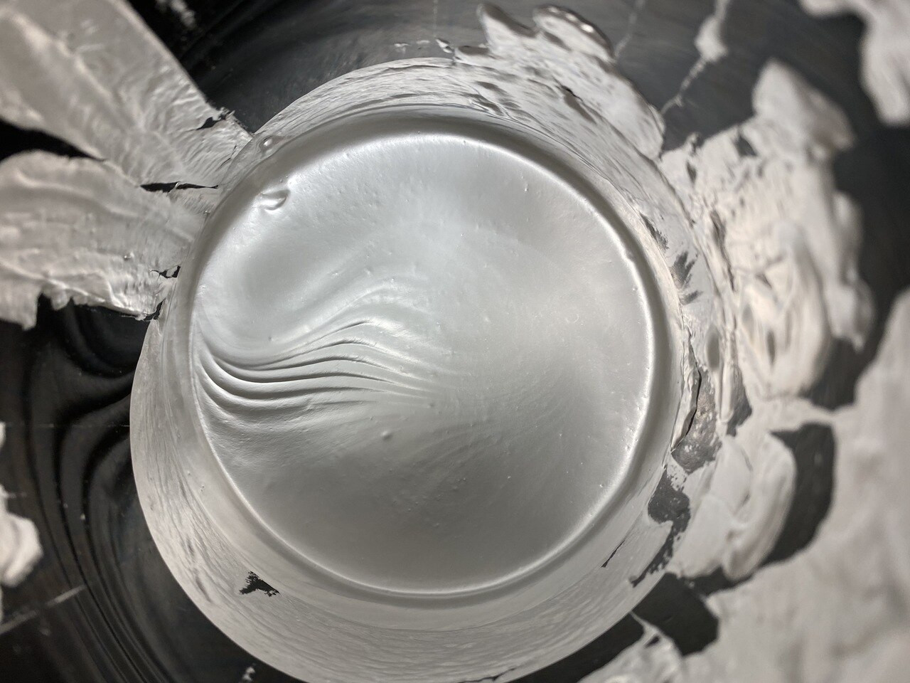 Water-based Silver Ink for screen printing, Low Curing Temperature 55C-30 minutes for PVDF-TrFE