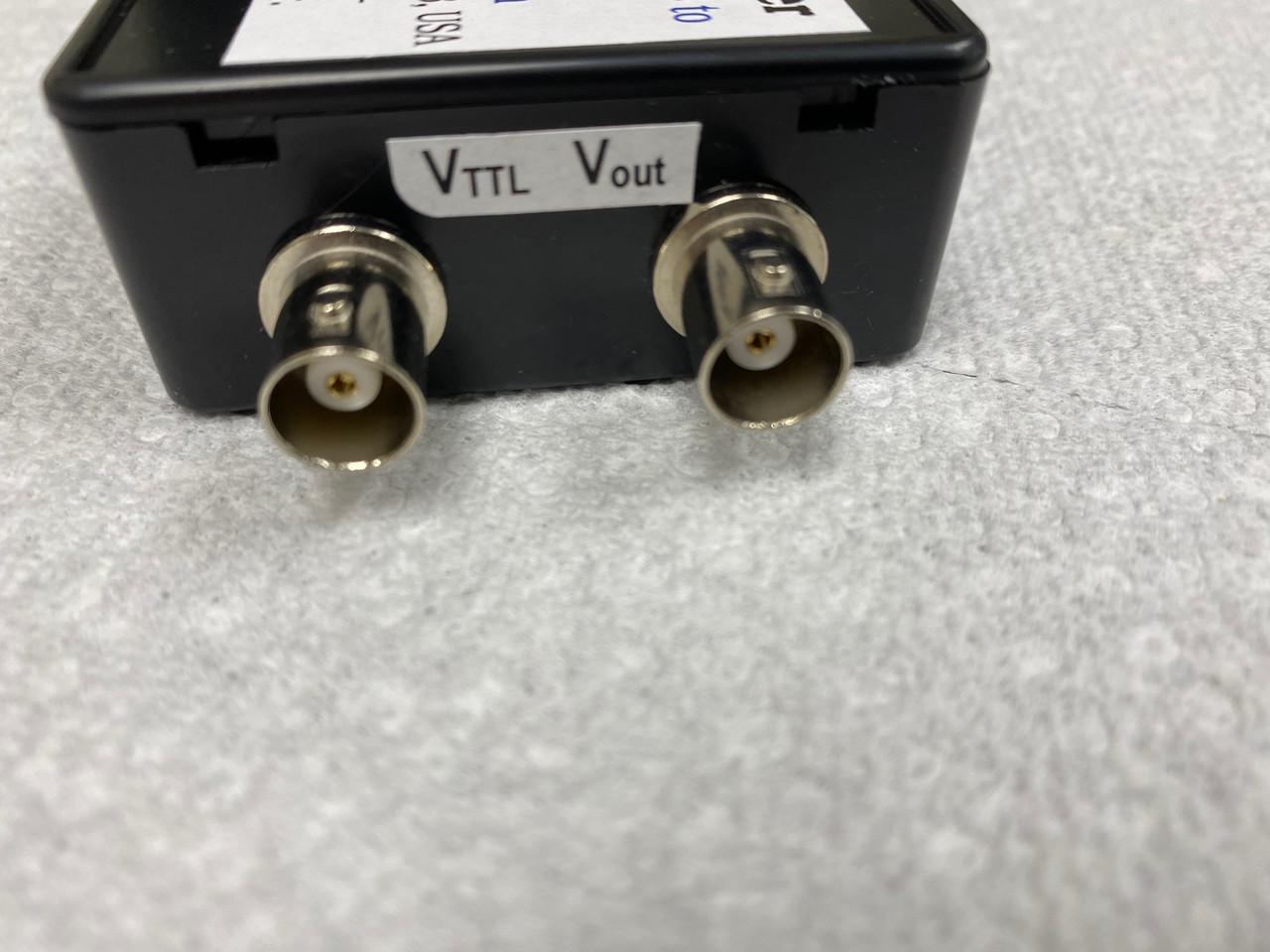 Charge Amplifier for Piezo Sensor