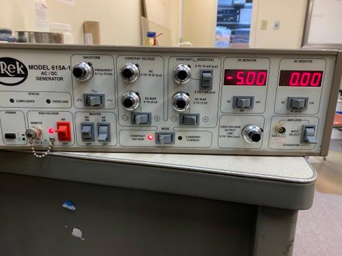 Refurbished Trek 615 High-Voltage AC/DC Generator +/-5kV/8mA Warranty all Cable