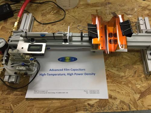 M.I.T. Folding Endurance Tester ASTM D2176 thin film and sheet folding endurance test
