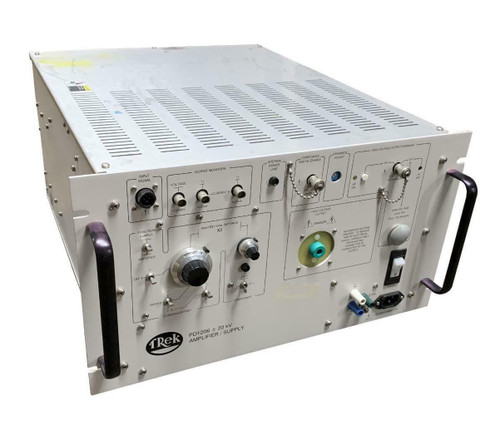 Trek 20/20C PD1206 +/-20 kV/20 mA High Voltage Amplifier & Power Supply with All Cables, Refurbished